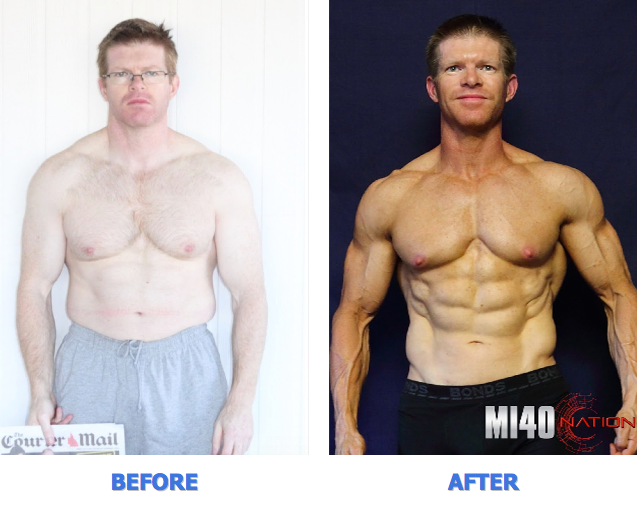 How to build lean muscle and reduce body fat